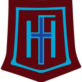 holy family school badge